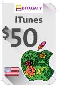 iTunes Gift Card - USD 50