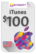iTunes Gift Card - USD 100