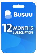 بطاقة للإشتراك في بوسو - 12 شهر