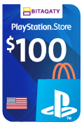 PlayStation Store Gift Card - USD 100