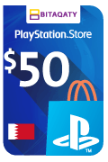 PlayStation Store Gift Card - USD 50