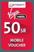 Virgin Mobile Voucher - SAR 50