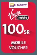 Virgin Mobile Voucher - SAR 100