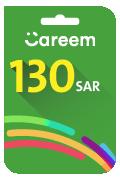 Careem Top-up Voucher - SAR 130