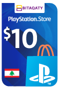 PlayStation Store Gift Card - USD 10