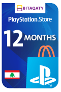 PlayStation Now Subscription - 12 Months