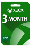 Xbox Live (Game Pass Ultimate) Gift Card - 3 Months
